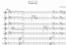 SHEETS MUSIC: Band, Orchestra, Choir, Voice, Guitar, Piano, Strings, Brass, Woodwins