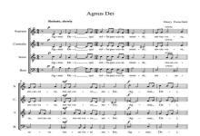 Agnus Dei – Sherri Porterfield