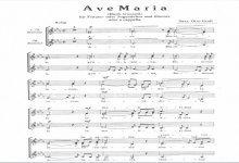 Ave Maria - Gounod