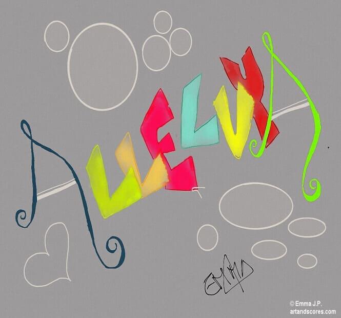 Contact Sheet Music © artandscores.com
