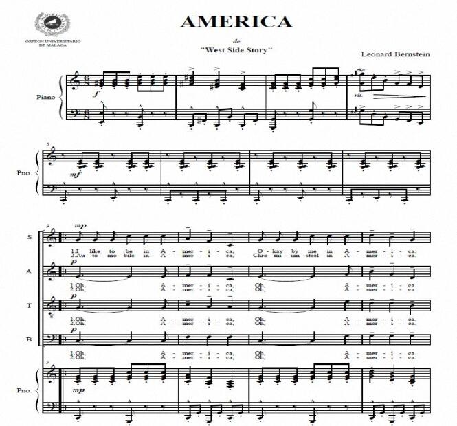 America - Bernstein