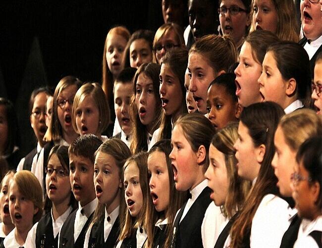 Educational value of Coral music for children - artandscores.com