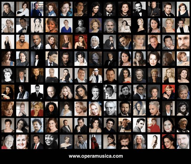 Opera Musica artists - artandscores.com